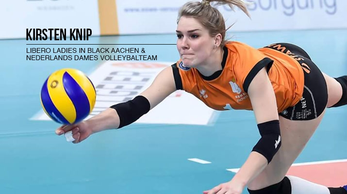 Kirsten Knip volleybalshop