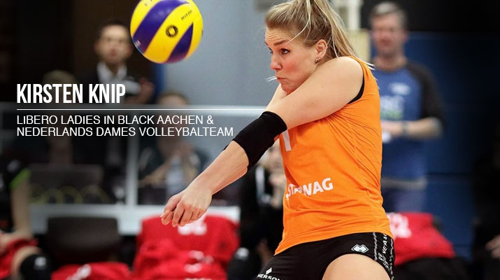 Blog Kirsten Knip Volleybalshop.nl